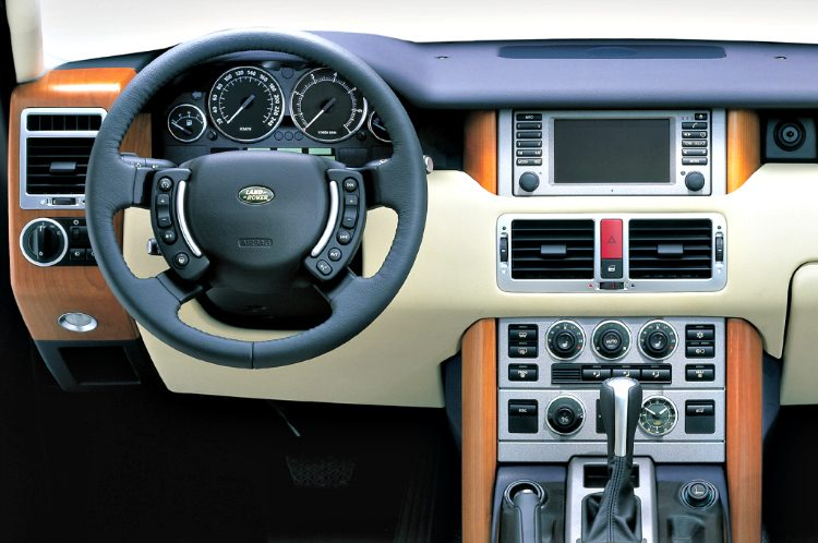 Land Rover Range Rover V8 HSE (L322) '02