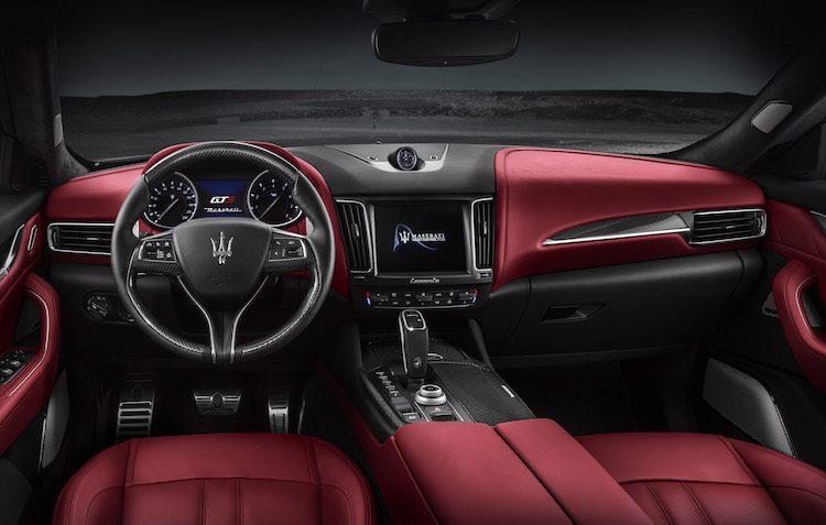 Vernieuwde Maserati Levante GTS krijgt 550 pk