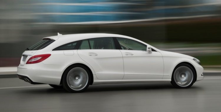 Mercedes CLS Shooting Brake