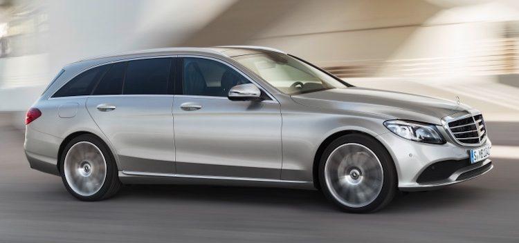 Mercedes C-Klasse krijgt een flinke opfrisser