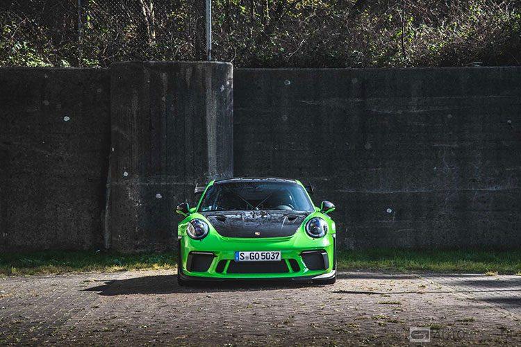 Porsche 911 (991.2) GT3 RS rijtest en video