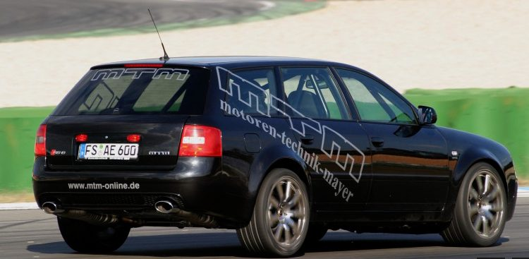 MTM RS6 Club Sport 2005
