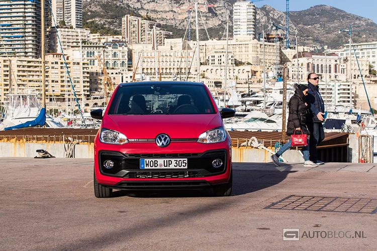 Volkswagen up! GTI rijtest en video