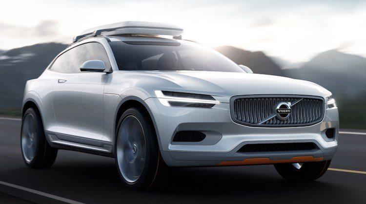 Volvo spoedig Mercedes en BMW achterna met SUV-Coupé
