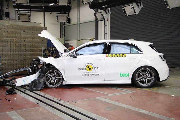 Hier, dit zijn de veiligste auto