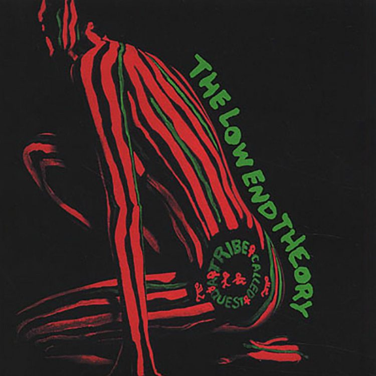 A Tribe Called Quest - The Low End Theory '91