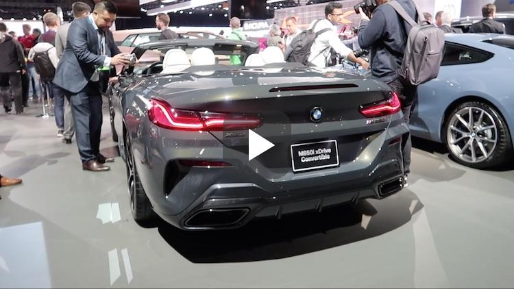 Autoblog video: Los Angeles Motor Show (deel 1)