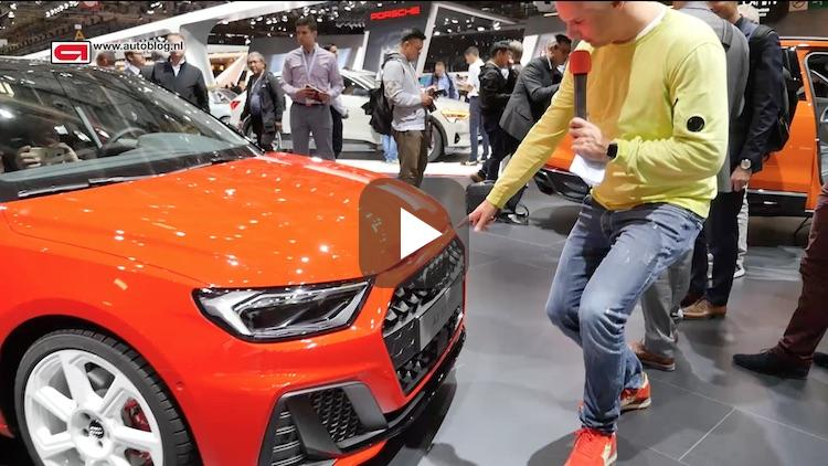 Autoblog video: autoshow Parijs 2018 (deel 5)