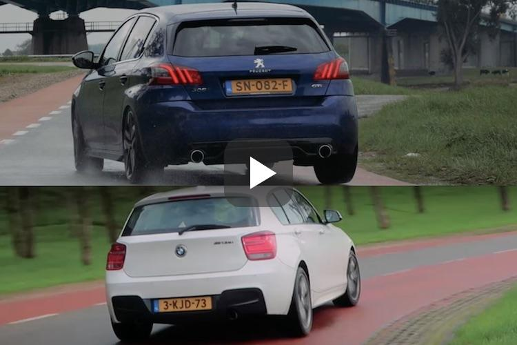 Autoblog video: FWD vs RWD