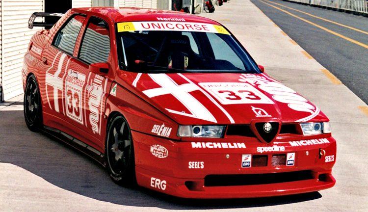 Alfa Romeo 155 GTA Superturismo '92