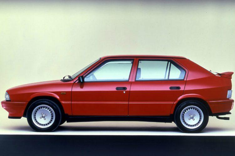 Alfa Romeo 33 Quadrifoglio (905) '86