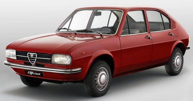 Alfa Romeo Alfasud (901) '72