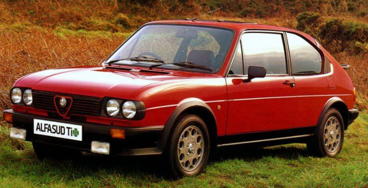 Alfa Romeo Alfasud Ti Quadrifoglio Verde (901) '83