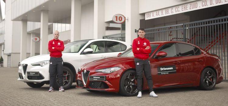PSV dumpt Mercedes en rijdt voortaan Alfa Romeo