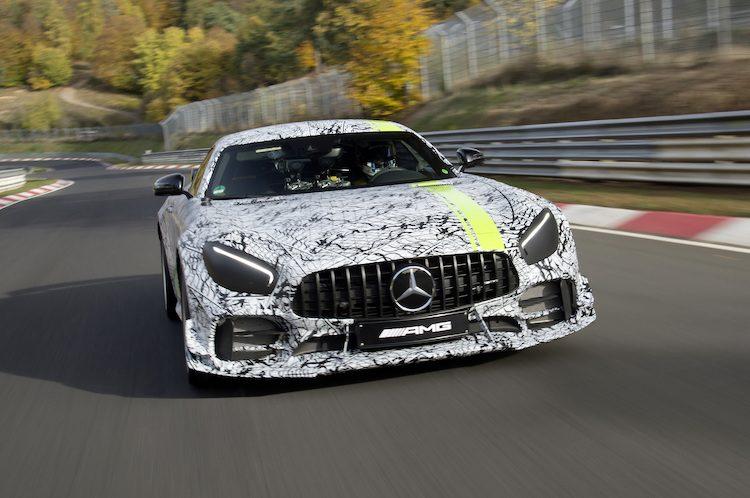 Bevestigd: AMG GT R PRO komt volgende week