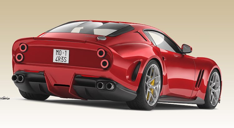 Ares blaast nieuw leven in Ferrari 250 GTO