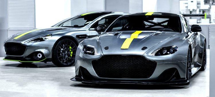Aston Martin V8 Vantage AMR & Rapide S AMR
