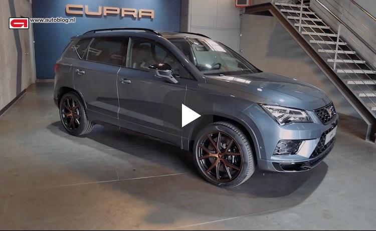 Autoblog video: dit is de nieuwe CUPRA Ateca