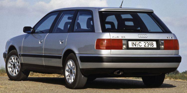 Audi 100 Avant (C4) '91