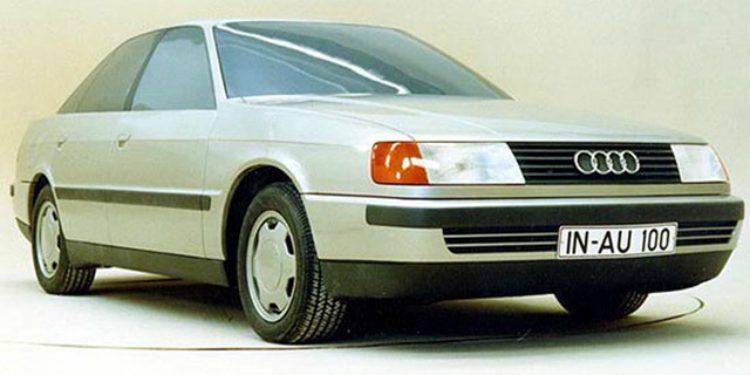 Audi 100 Prototype (C4) '86