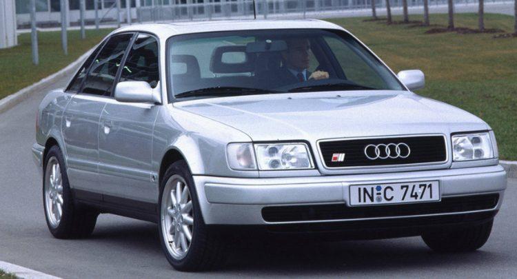 Audi 100 S4 V8 (C4) '92