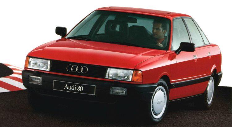 Audi 80 (B3) '86