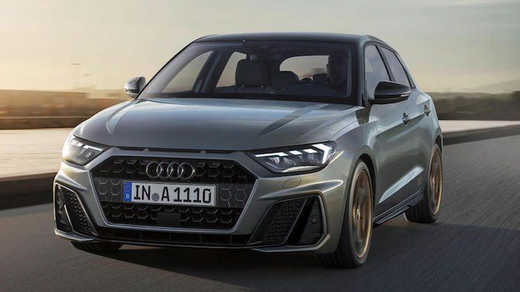 Prijzen Audi A1