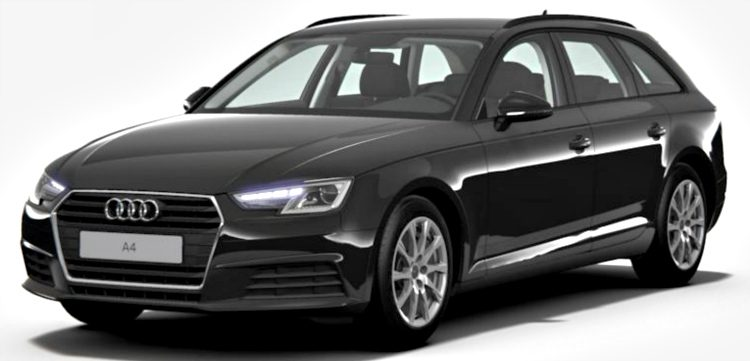 Audi A4 Avant 2.0 TFSI S-Tronic (B8) '18