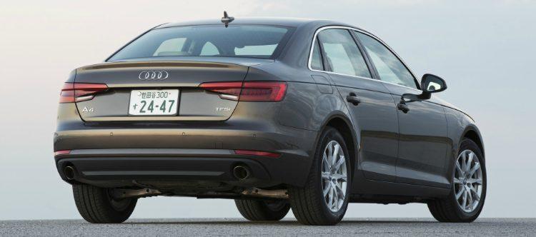 Audi A4 2.0 TFSI