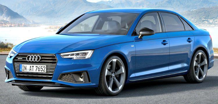 Audi A4 2.0 TFSI ultra S-Tronic (B9) '18