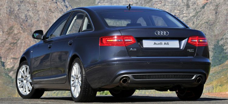 Audi A6 3.0 TFSI quattro S-Line (C7) '10