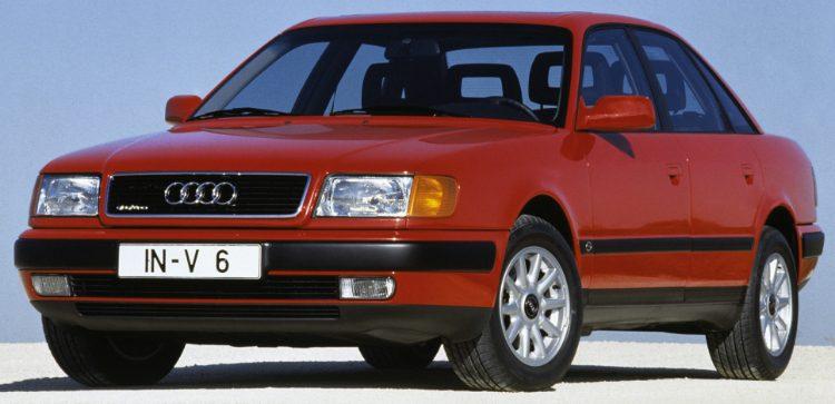 Audi 100 2.8 E quattro (C4) '91