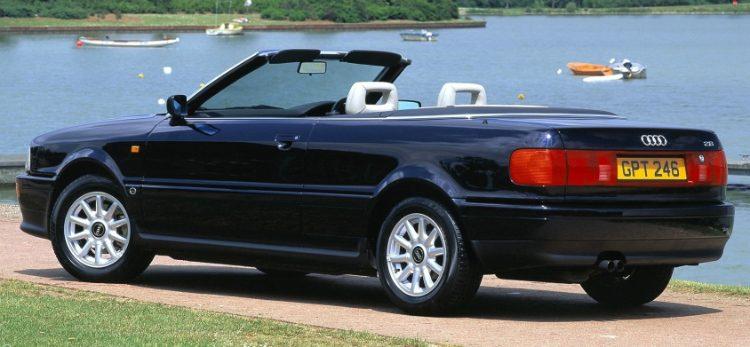 Audi Cabriolet '95