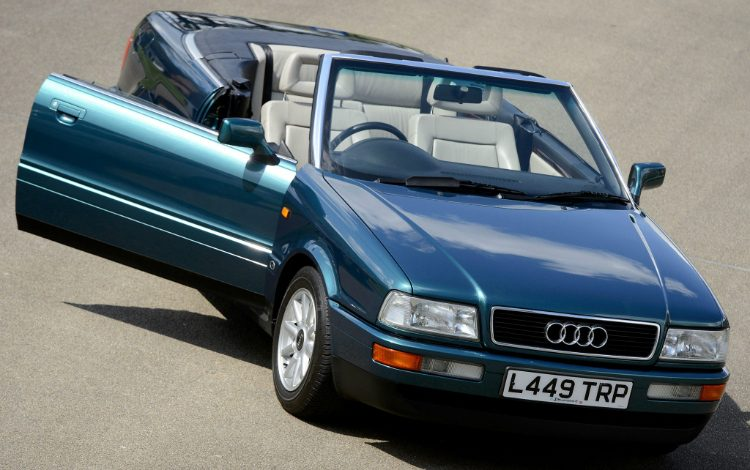 Audi Cabriolet '91