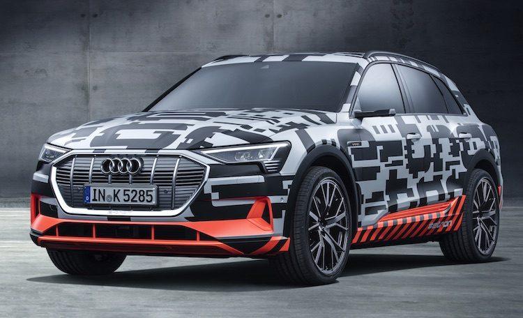 Audi e-tron prototype: je nieuwe leaseauto is hier