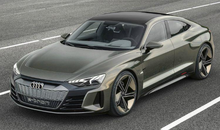 Audi e-tron GT '18