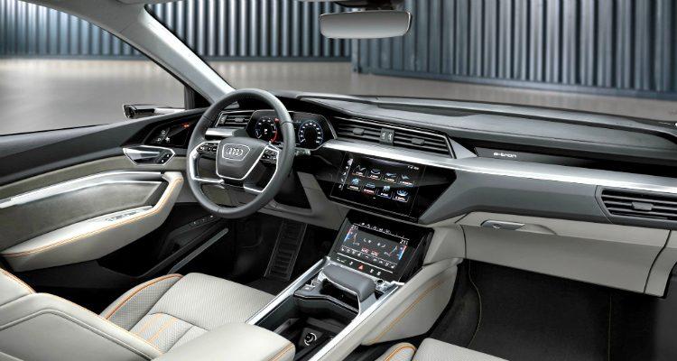 Audi e-Tron quattro '19
