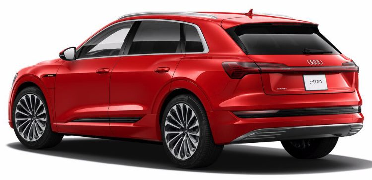 Audi e-tron '18