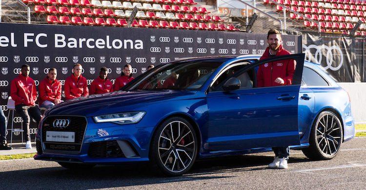 Dit zijn de auto's van Lionel Messi