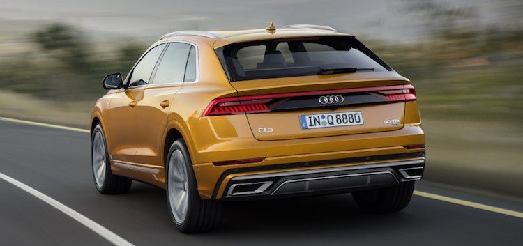 Officieel: hier is de Audi Q8