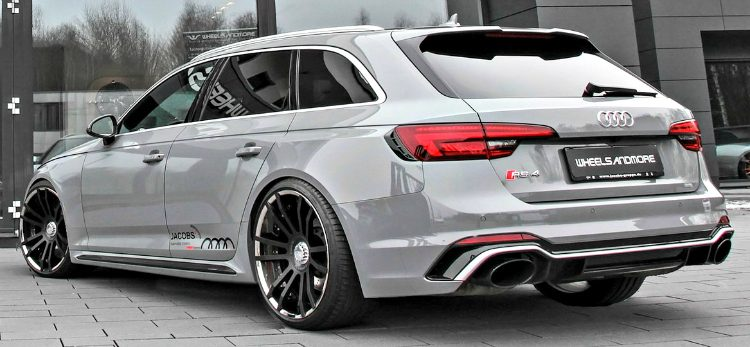 Wheelsandmore Audi RS4 Avant '18