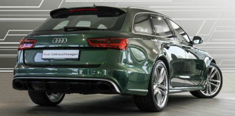 Audi RS6 Avant (C7) '16