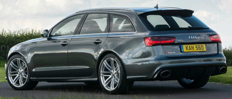 Audi RS6 Avant (C7) 2016