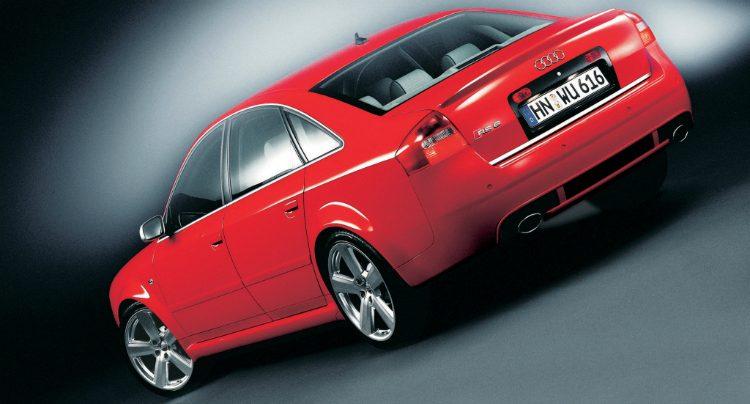 Audi RS6 (C5) 2002