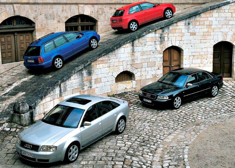 Audi S3 - S4 - S6 - S8