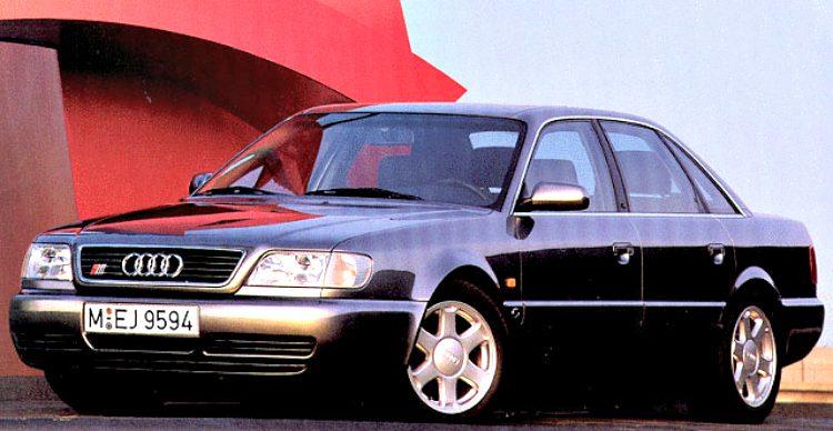 Audi S6 quattro (C4) '94