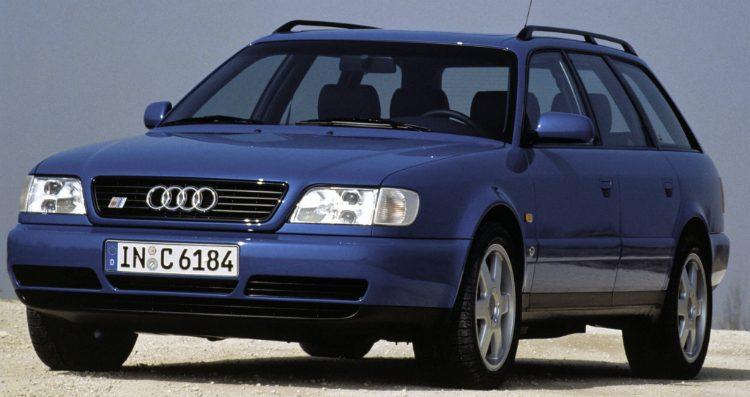 Audi S6 Plus Avant (C4) '96