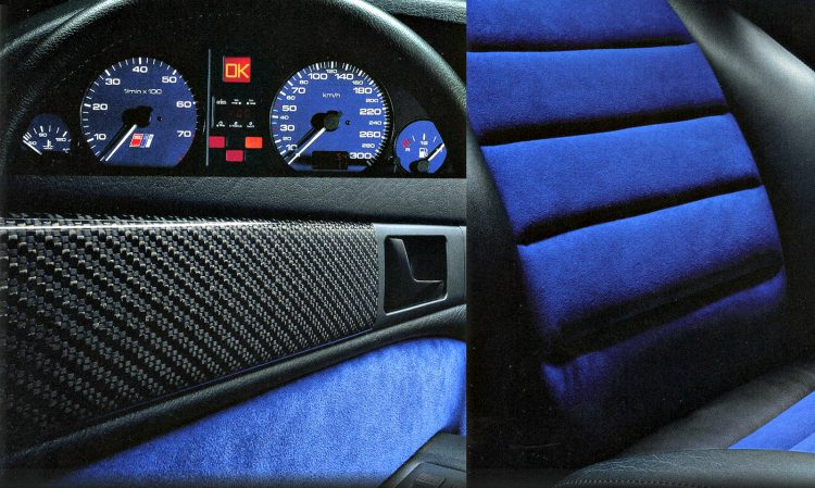 Audi S6 Plus (C4) '96