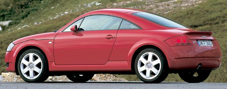 Audi TT Coupe (8N) '98