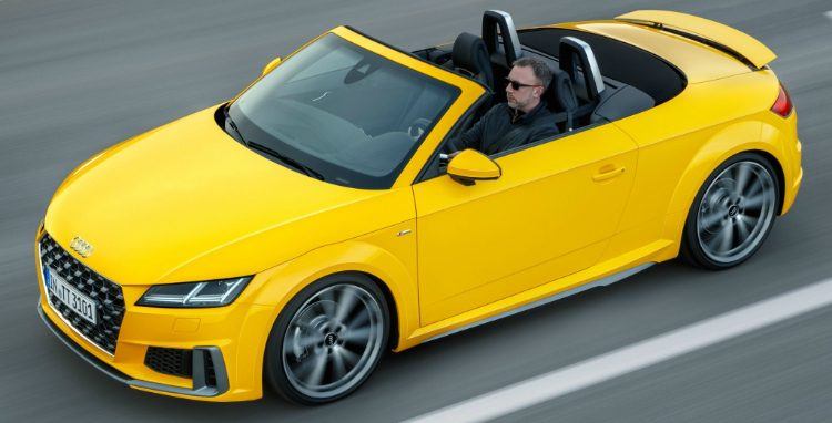 Audi TT Roadster Competition (8S) '18
